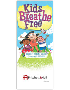 Kids Breathe Free!  (Pack of  50)