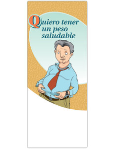 Spanish Healthy Weight Brochure (Pack of 50)
