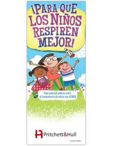 Spanish Kids Breathe Free!  (Pack of  50)