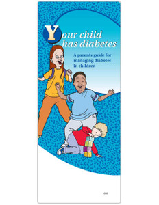 Your Child has Diabetes (Pack of 50)