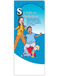 Your Child has Diabetes (Spanish - Pack of 50)