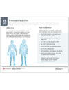 Pressure Injuries Tearpad (50 sheets per pad) (557) - front side