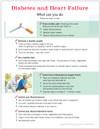 Diabetes and Heart Failure Tear Sheet (662) - back side