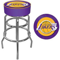 Los Angeles Lakers Bar Stool