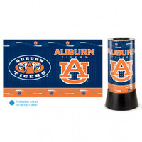 Auburn Tigers Rotating Team Lamp