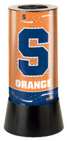 Syracuse Orange Rotating Team Lamp