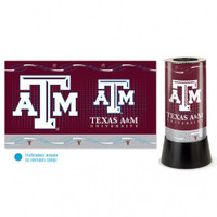 Texas A&M Aggies Rotating Team Lamp