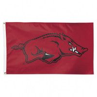 Arkansas Razorbacks NCAA 3x5 Team Flag