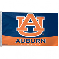 Auburn Tigers NCAA 3x5 Team Flag