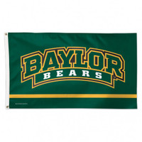 Baylor Bears NCAA 3x5 Team Flag