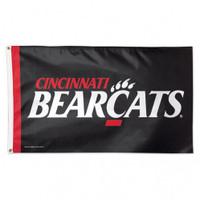 Cincinnati Bearcats NCAA 3x5 Team Flag