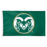 Colorado State Rams NCAA 3x5 Team Flag
