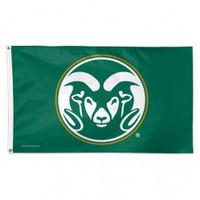 Colorado State Rams NCAA 3x5 Team Flag