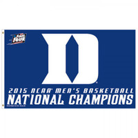 Duke Blue Devils 2015 NCAA National Basketball Champions 3' x 5' Team Flag