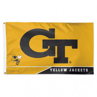 Georgia Tech Yellow Jackets  NCAA 3x5 Team Flag