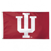 Indiana Hoosiers NCAA 3x5 Team Flag