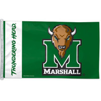 Marshall Thundering Herd NCAA 3x5 Team Flag