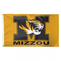 Missouri Tigers NCAA 3x5 Team Flag