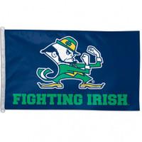 Notre Dame Fighting Irish NCAA 3x5 Team Flag