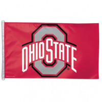 Ohio State Buckeyes NCAA 3x5 Team Flag