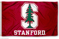 Stanford Cardinal NCAA 3x5 Team Flag