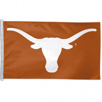 Texas Longhorns NCAA 3x5 Team Flag