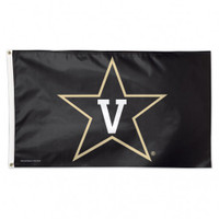 Vanderbilt Commodores NCAA 3x5 Team Flag