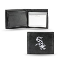 Chicago White Sox Embroidered Billfold Leather Wallet