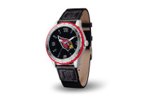 Arizona Cardinals Team Leather Watch by Sparo