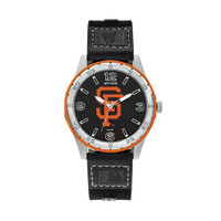 San Francisco Giants Team Leather Watch by Sparo