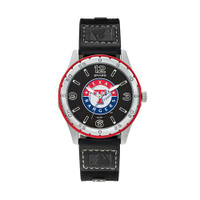 Texas Rangers Team Leather Watch by Sparo