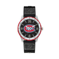 Montreal Canadiens Team Leather Watch by Sparo