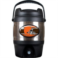 Cleveland Browns 3 Gallon Beverage Dispenser