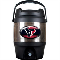 Houston Texans 3 Gallon Beverage Dispenser