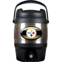 Pittsburgh Steelers 3 Gallon Beverage Dispenser