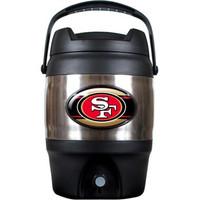 San Francisco 49ers 3 Gallon Beverage Dispenser