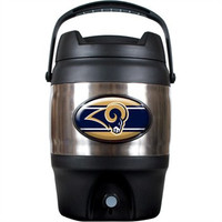 Los Angeles Rams 3 Gallon Beverage Dispenser