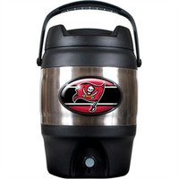 Tampa Bay Buccaneers 3 Gallon Beverage Dispenser