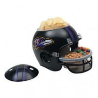 Baltimore Ravens Snack Helmet