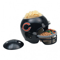 Chicago Bears Snack Helmet