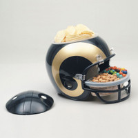 Los Angeles Rams Snack Helmet