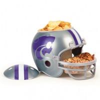 Kansas State Wildcats Snack Helmet