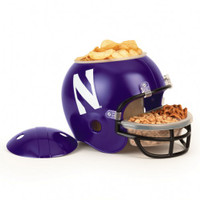 Northwestern Wildcats Snack Helmet