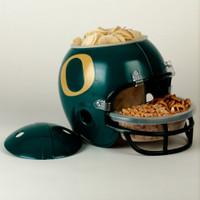 Oregon Ducks Snack Helmet