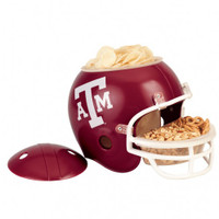 Texas A&M Aggies Snack Helmet