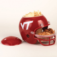 Virginia Tech Hokies Snack Helmet