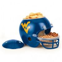 West Virginia Mountaineers Snack Helmet