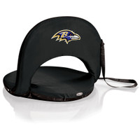 Baltimore Ravens Reclining Stadium Seat Cushion