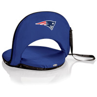 New England Patriots Reclining Stadium Seat Cushion