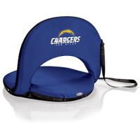 San Diego Chargers Reclining Stadium Seat Cushion